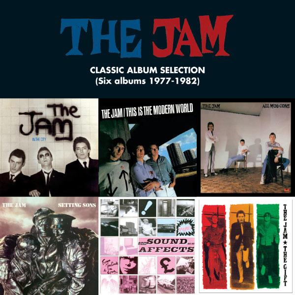 The Jam|Classic Album Selection
