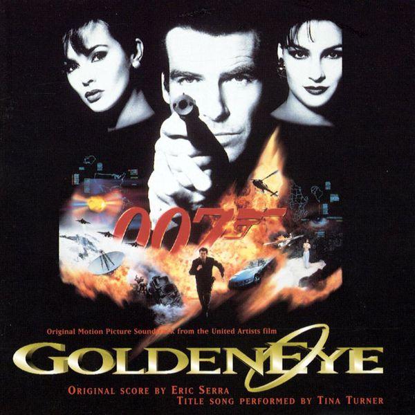 "Eric Serra - Bande Originale du film ""Goldeneye"" (Martin Campbell, 1995)"