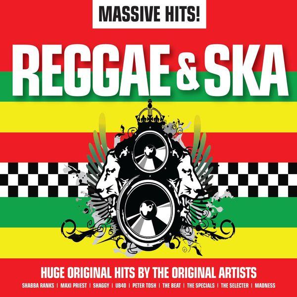Various Artists - Massive Hits! - Reggae & Ska