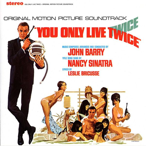 "Various Artists - Bande Originale du film ""On ne vit que deux fois"" (You Only Live Twice - 1967)"