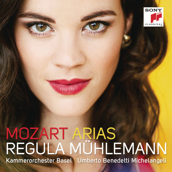 Regula Mühlemann - Mozart Arias