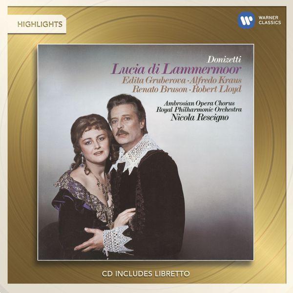Nicola Rescigno - Donizetti: Lucia Di Lammermoor (Highlights)