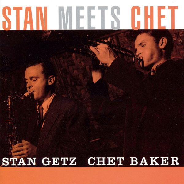 Chet Baker - Stan Meets Chet