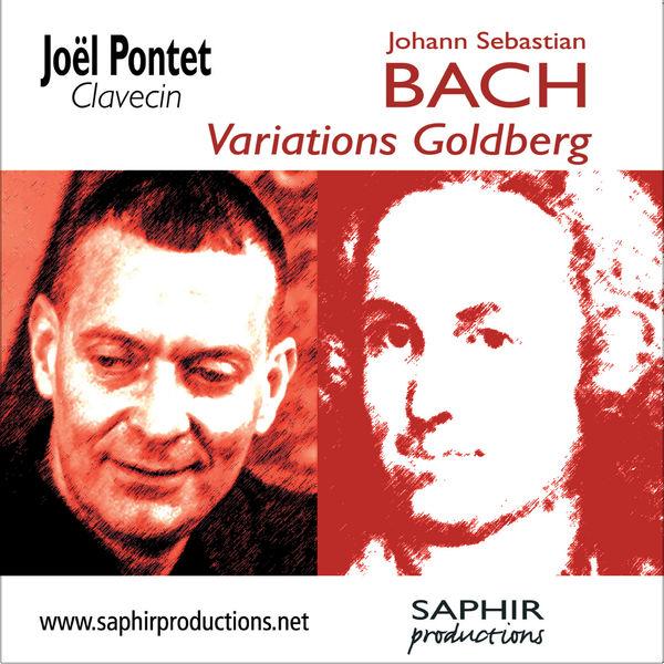 Joël Pontet - Johann Sebastian Bach: Variations Goldberg BWV 988