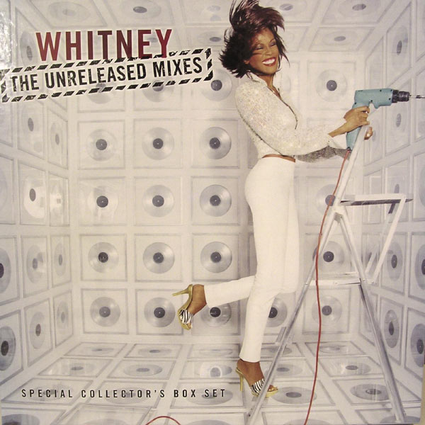 Whitney Houston - Dance Vault Mixes - The Unreleased Mixes (Special Collector's Box Set)