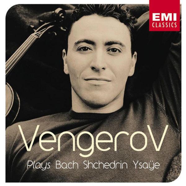 Maxim Vengerov - Maxim Vengerov : Solo recital album