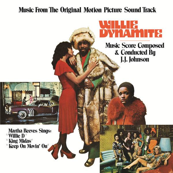 J.J. Johnson - Willie Dynamite