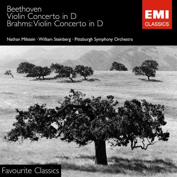 Nathan Milstein - Beethoven & Brahms: Violin Concertos