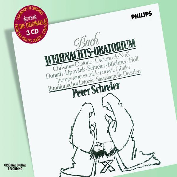 Helen Donath - Bach, J.S.: Christmas Oratorio