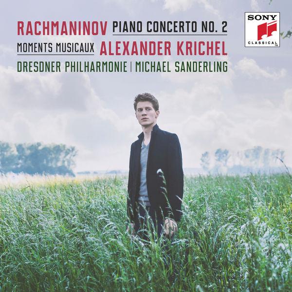 Alexander Krichel - Rachmaninoff: Piano Concerto No. 2 & Moments musicaux - Krichel: Lullaby