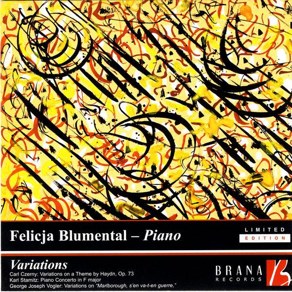 Vienna Chamber Orchestra - Variations