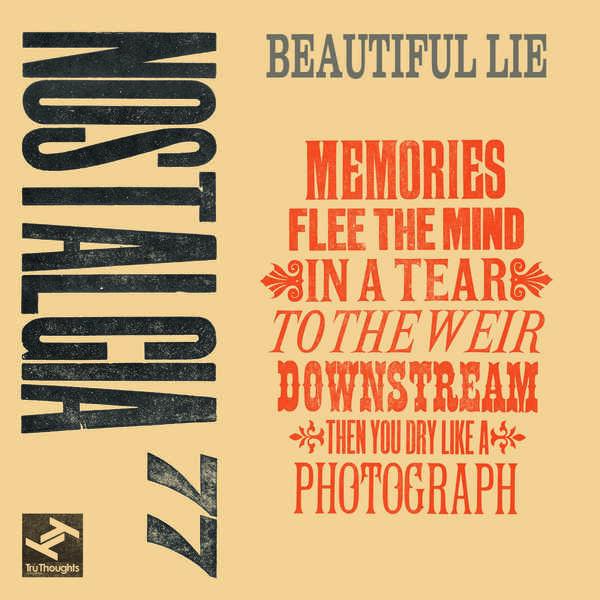 Nostalgia 77 Octet - Beautiful Lie - EP