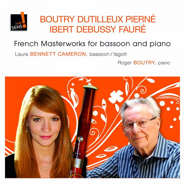 Laura Bennett Cameron - French Masterworks for Bassoon and Piano