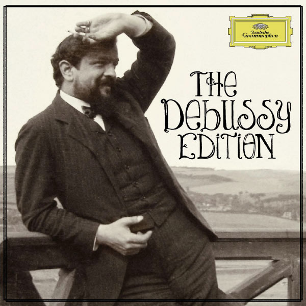 Various Artists - The Debussy Edition