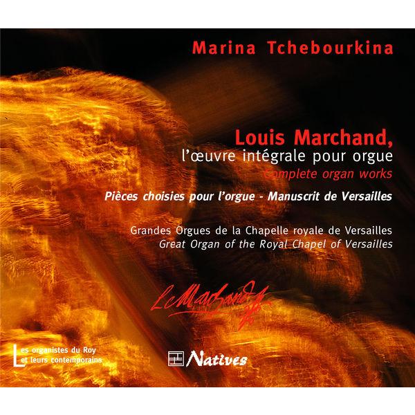 Marina Tchebourkina - L'œuvre pour orgue (Intégrale)