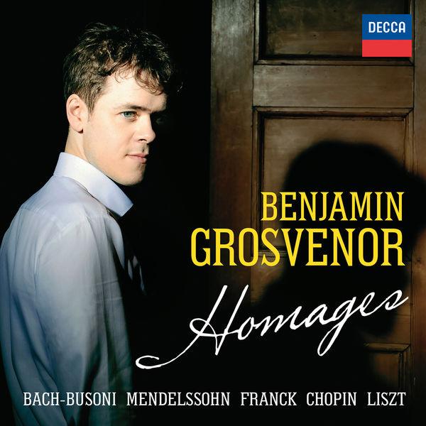 Benjamin Grosvenor Homages