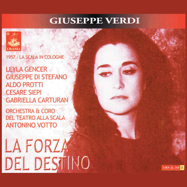 Leyla Gencer|Verdi: La Forza Del Destino