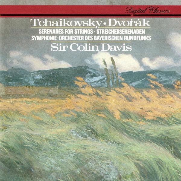 Sir Colin Davis - Tchaikovsky: Serenade For Strings / Dvorák: Serenade For Strings