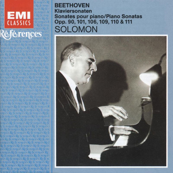 Solomon - Solomon plays Beethoven