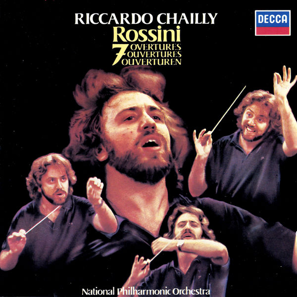 Riccardo Chailly - Rossini: Overtures