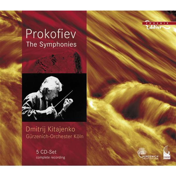Dimitri Kitaienko - Serge Prokofiev : Les Symphonies (Intégrale)