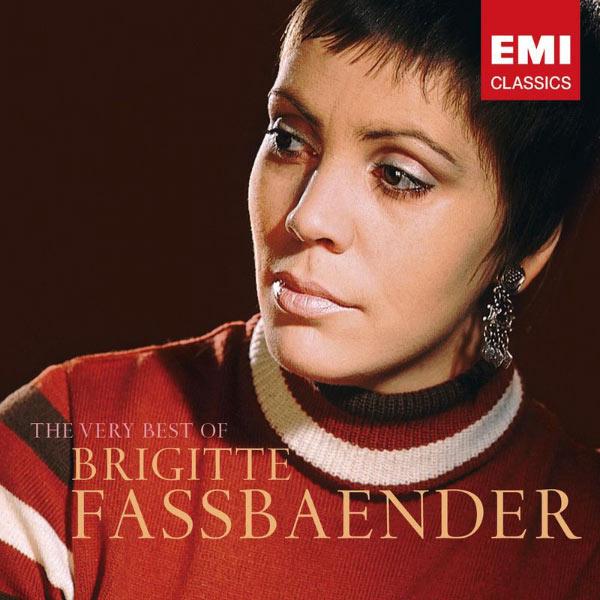 Brigitte Fassbaender - The Very Best Of Brigitte Fassbaender