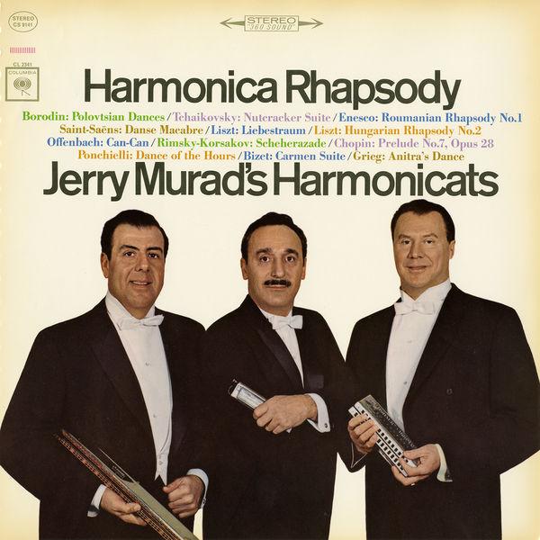 Jerry Murad's Harmonicats - Harmonica Rhapsody