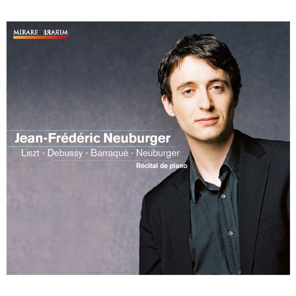 Jean-Frédéric Neuburger - Liszt - Debussy - Baraqué - Neuburger (Récital de piano à Paris, Cité de la musique)