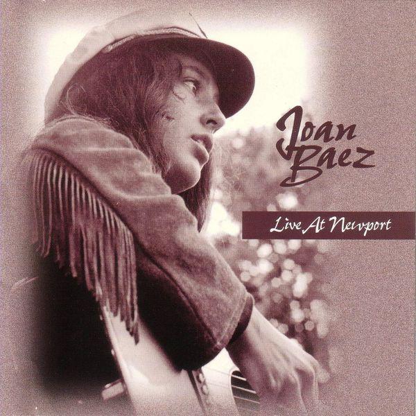Joan Baez - Live At Newport