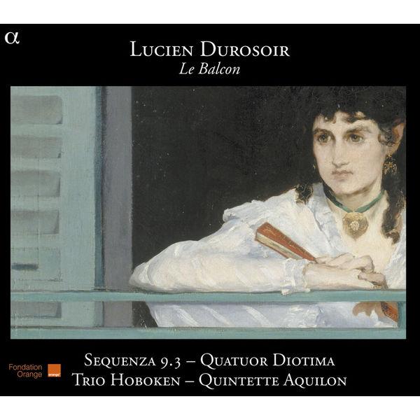 Quintette Aquilon - Le Balcon