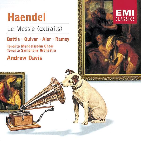 Sir Andrew Davis - Handel : Messiah Highlights