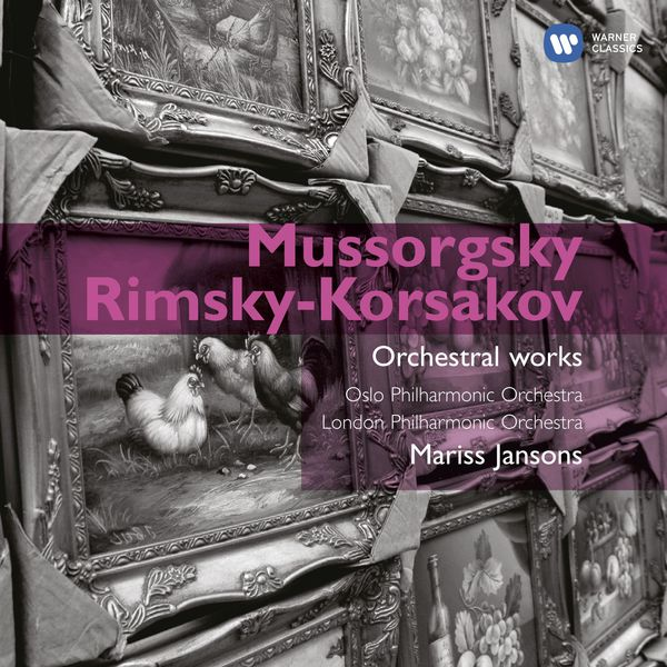 Mariss Jansons - Mussorgsky: Pictures at an Exhibition