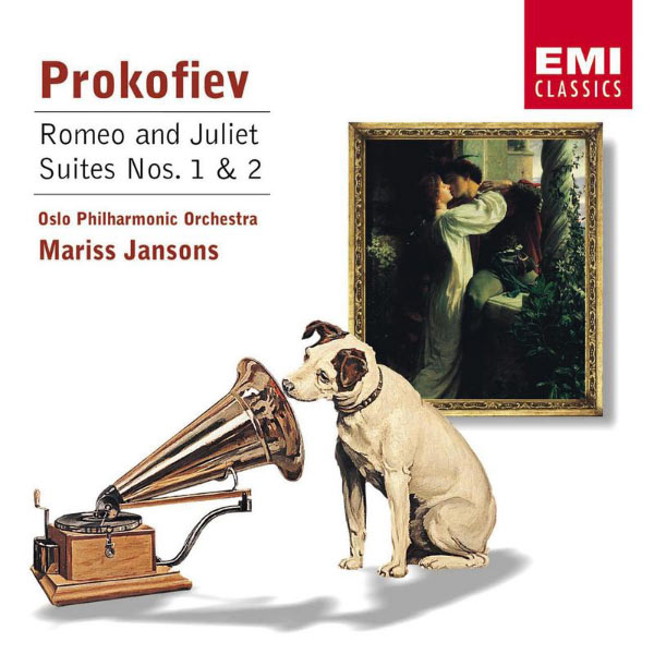 Mariss Jansons Prokofiev : Romeo & Juliet Suites Nos 1 & 2