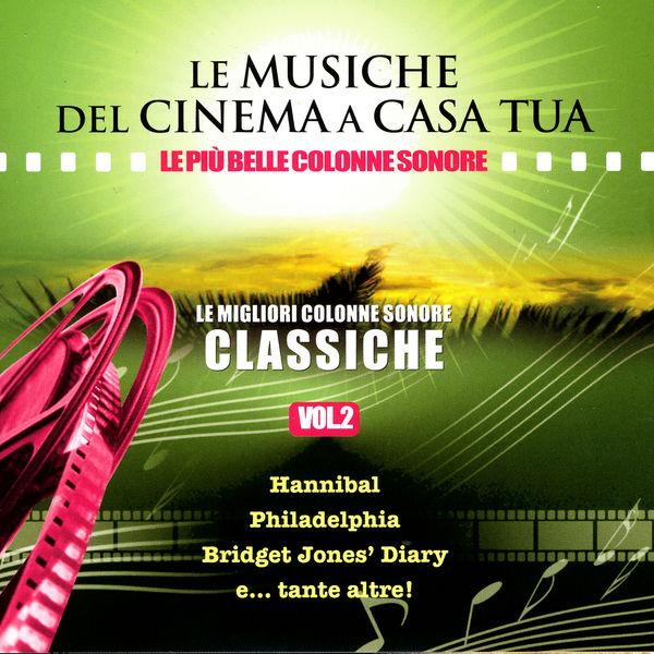 Vienna Volksoper Orchestra - Le Musiche Del Cinema A Casa Tua, Vol. 2: Le Migliori Colonne Sonore Classiche