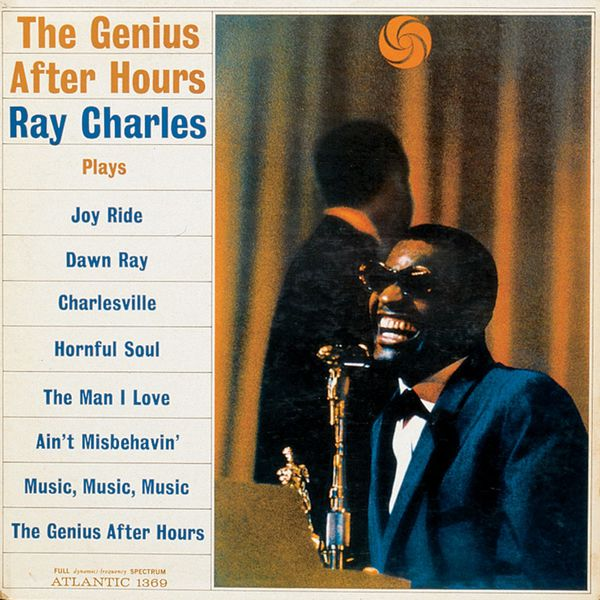 Ray Charles - The Genius After Hours (Edition Studio Masters)