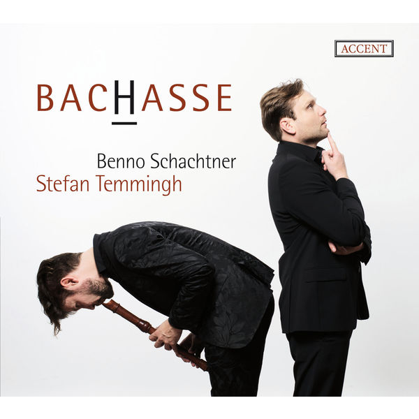 Stefan Temmingh BacHasse: Opposites Attract