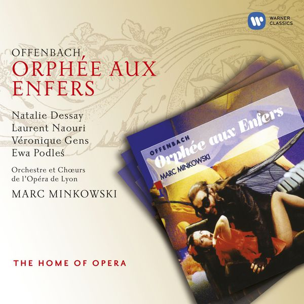 Marc Minkowski - Offenbach: Orphee aux enfers