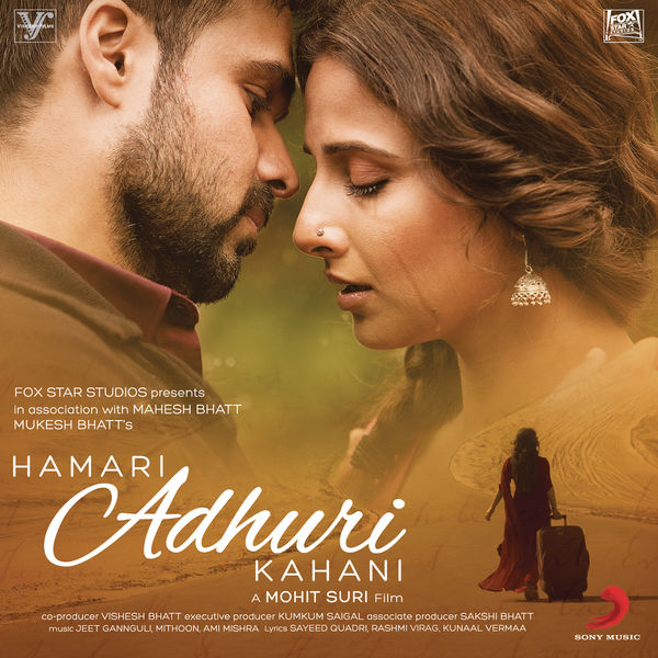 Jeet Gannguli - Hamari Adhuri Kahani (Original Motion Picture Soundtrack)