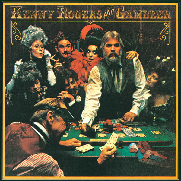 Album The Gambler, Kenny Rogers | Qobuz: download and ...