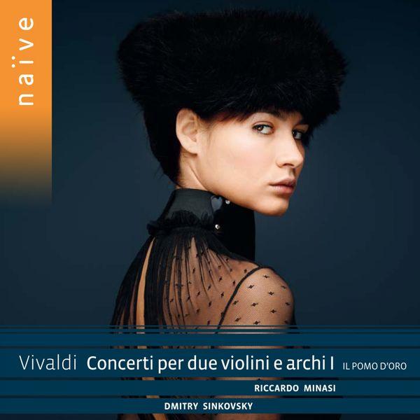 Riccardo Minasi - Vivaldi : Concerti per due violini e archi (vol. I)