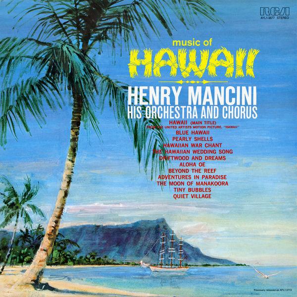 Henry Mancini & His Orchestra And Chorus|Music of Hawaii