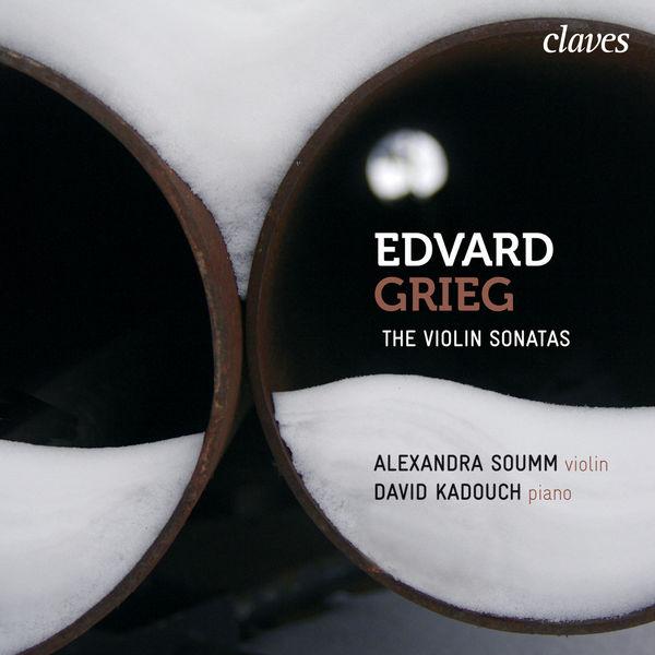 Edvard Grieg - Grieg: The Violin Sonatas, Op. 8, Op. 13 & Op. 45
