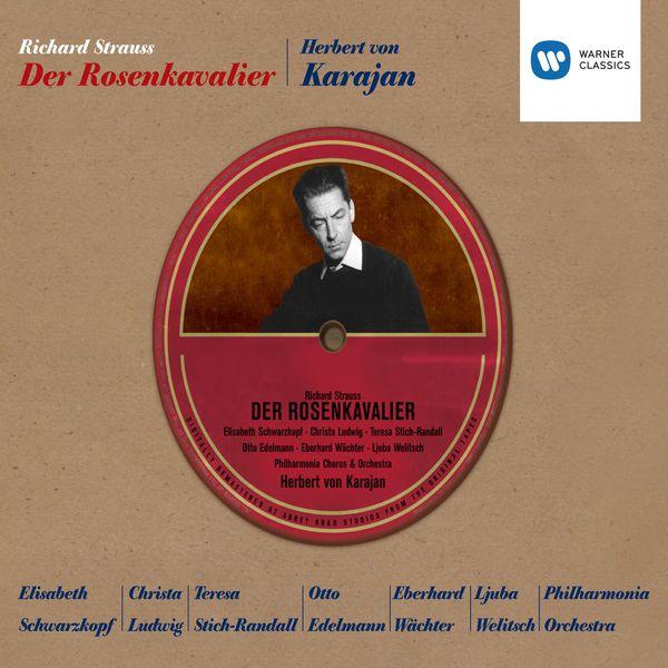 Herbert von Karajan - Karajan - Der Rosenkavalier