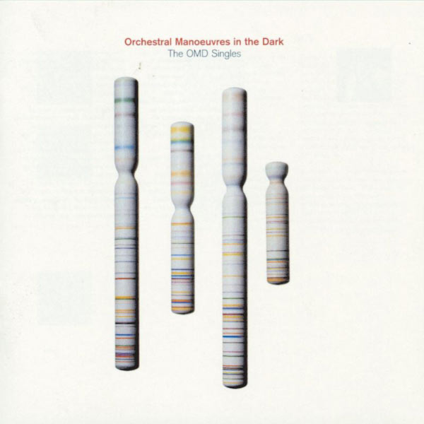 Orchestral Manoeuvres in the dark (OMD) - The OMD Singles