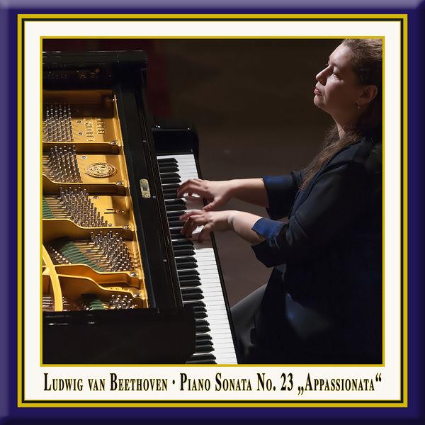 "Lilya Zilberstein - Beethoven: Piano Sonata No. 23 in F Minor, Op. 57 ""Appassionata"""