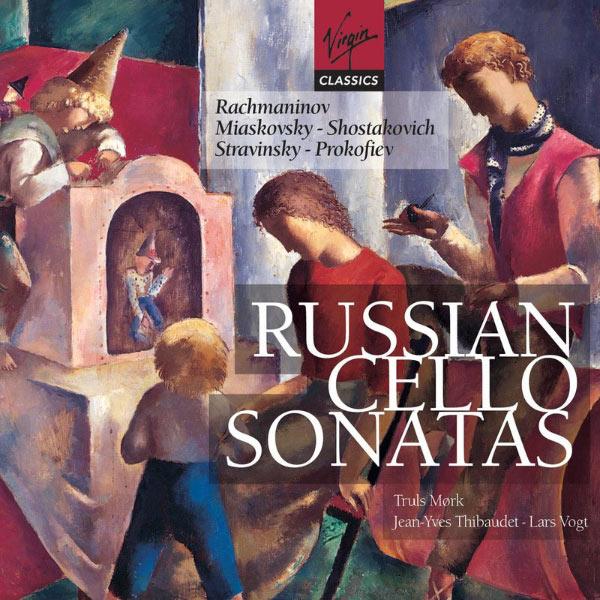 Truls Mørk/Jean-Yves Thibaudet/Lars Vogt|Russian Cello Sonatas