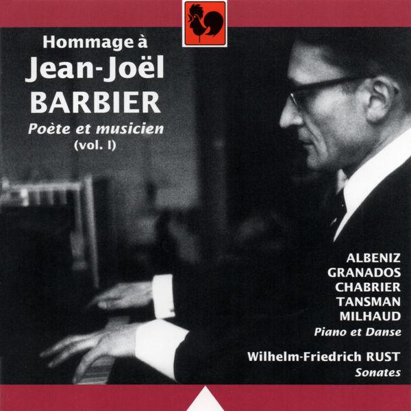Isaac Albéniz - Hommage à Jean-Joël Barbier, poète et musicien, Vol. 1
