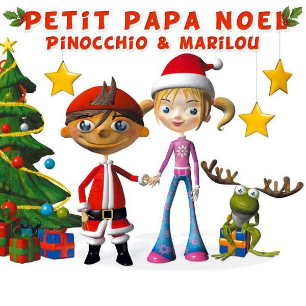 Pinocchio - Petit Papa Noël