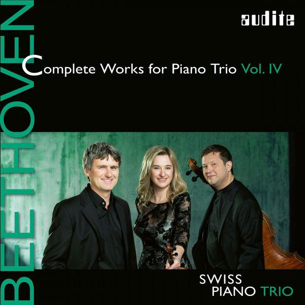 """Schweizer Klaviertrio - Swiss Piano Trio - Beethoven: Complete Works for Piano Trio, Vol. 4 (""""Gassenhauer"""" Piano Trio & """"Grand Trio"""")"""