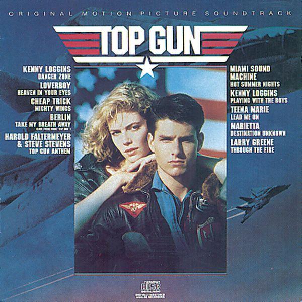 Original Soundtrack - TOP GUN/SOUNDTRACK